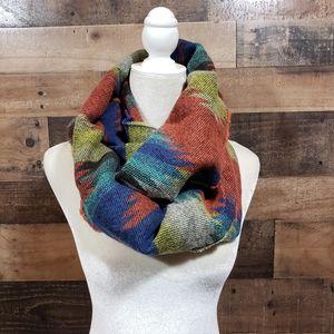 Target southwestern print infinity scarf